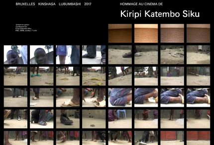 HOMMAGE AU CINEMA DE KIRIPI KATEMBO SIKU